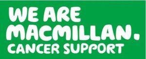 MACMILLAN CANCER SUPPORT HAIR REBORN CHARITY