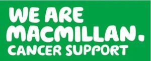 MACMILLAN CANCER SUPPORT HAIR REBORN CHARITY