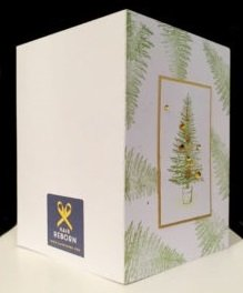 Beautiful Hand Made Christmas Cards In Memory Of Doreen