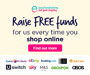 easyfundraising charity giving for hair reborn cancer charity