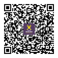 qr code for hair reborn just giving cancer donations