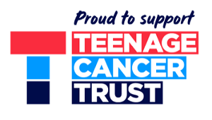 teenage cancer trust and hair reborn charity UK 1
